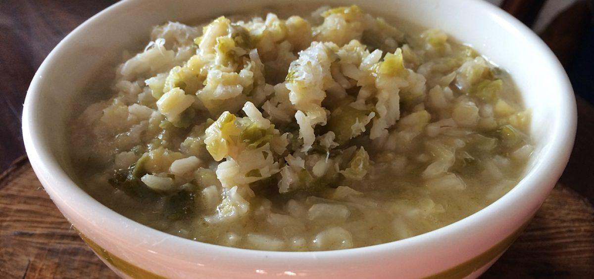 рис с капустой по-неаполитански